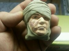 1/6 scale Star Wars Dengar Bounty Hunter head for 12 inch custom  figure