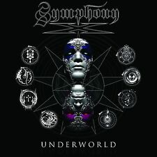 SYMPHONY X - UNDERWORLD - CD NEW SEALED 2015