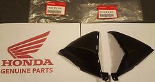 07-12 HONDA CBR 600RR LEFT & RIGHT HEADLIGHT FRONT COVER PLASTIC FAIRINGS TRIM