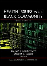Health Issues In The Black Community (JOSSEY-BASS HEALTH SERIES)-ExLibrary