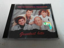 THE MANHATTAN TRANSFER - GREATEST HITS CD