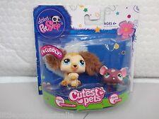 Littlest Pet Shop Cutest Pets Labradoodle & Mouse Action Figure TOYS NEW