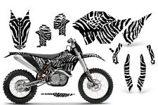 KTM GRAPHICS KIT SX SXF 07-10, EXC XCF 08-10-11, XCW 08-10-11 DECALS ZCW