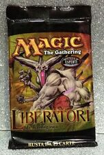 MAGIC THE GATHERING BUSTINA LIBERATORI DI KAMIGAWA 15 CARD BOOSTER ITALIA C