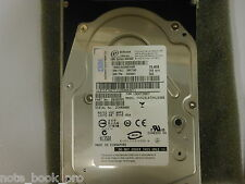IBM 73.4GB SAS 15K HDD  HVS151473VLS300 WITH CADDY