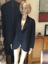 STYLISH GLORIA ESTELLÉS JACKET WORN IN GOOD CONDITION SIZE 44 (UK 16)