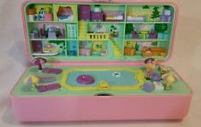 Bluebird Compact 1989 Polly Pocket Pool Party With Doll