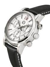 original Mercedes Benz Chronograph Herren Design Arm band uhr  by Swiss made ®