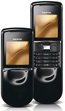 BRAND NEW NOKIA 8800 SIROCCO UNLOCKED PHONE - BLUETOOTH - 2MP CAMERA - FM RADIO