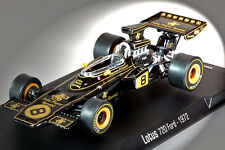 Lotus 72D Ford Formula 1 Emerson Fittipaldi 1972 - 1:43 RBA NEW and UNOPENED !!