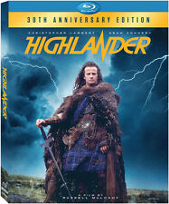 Highlander: 30th Anniversary Blu-ray