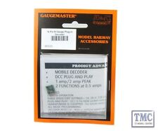 DCC23 Gaugemaster 6 Pin N Gauge Plug-in Decoder