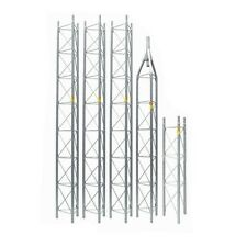 ROHN 25G Tower 40' ft Self Supporting Tower 25SS040 Freestanding ROHN 25G Tower
