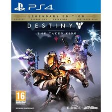 Destiny The Taken King Legendary Edition PS4 Game Brand New