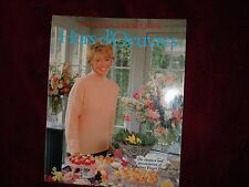 Hors d'Oeuvres Cookbook by Martha Stewart Finger Foods Party Ideas 1992 PB MINT