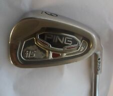 Ping i15 Black Dot 9 IRON  Regular Steel Shaft,   Ping Grip