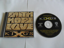KING'S X - Faith Hope Love (CD 1990) GERMANY Pressing