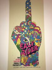 Easy Rider Dennis Hopper Methane Limited Edition Movie Poster Print