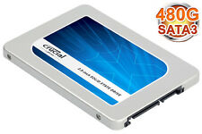 """CRUCIAL SSD BX200 480GB 480G 2.5"""" SATA III 3 Solid State Drive 7mm 6Gb/s 540MB/s"""