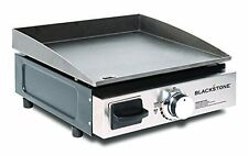 Blackstone Table Top GRIDDLE/GAS GRILL, 12000 BTU Outdoor Cooking PORTABLE GRILL