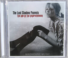 LAST SHADOW PUPPETS CD MILES KANE Age Of ALBUM New Seal