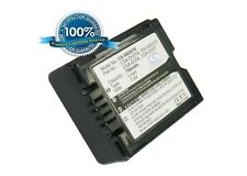 7.4V battery for Panasonic NV-GS320, VDR-D150EB-S, PV-GS50S, VDR-D150EG-S, PV-GS
