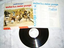 LP - Walter h.c. Meier Pumpe / unterwegs - 1978 OIS # cleaned
