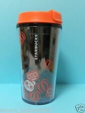 New Starbucks Japan 2015 halloween party night tumbler pumpkin skeleton Free