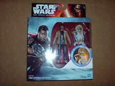 STAR WARS THE FORCE AWAKENS FINN (STARKILLER BASE) ARMOUR UP NEW RARE