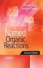 NEW - Named Organic Reactions by Laue, Thomas; Plagens, Andreas