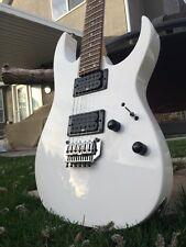 Ibanez RG 120 White Electric Guitar