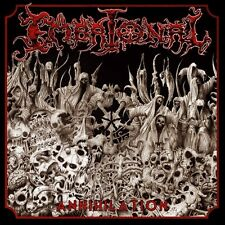 Embrional - Annihilation 2007/Live (Pol), CD (Death Metal Cult from Poland!)