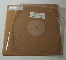 SRM/TECH CLEAR ACRYLIC TURNTABLE PLATTER MAT FOR AUDIO TECHNICA LP120