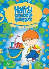 Harry And His Bucket Full Of Dinosaurs - Dino-Mite Collection