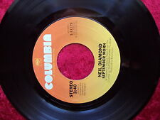 """NEIL DIAMOND """"SEPTMBER MORN/ I""""M A BELIEVER"""" COLUMBIA RECORDS"""