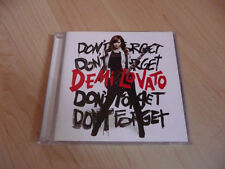 CD Demi Lovato - Don`t forget - 2008