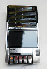 VINTAGE REGISTRATORE A CASSETTE PLAYER/Tin Box/regalo di latta/Biscuit Tin-NUOVA CON ETICHETTA