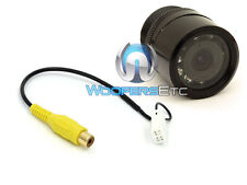 pkg ECLIPSE UC100 UNIVERSAL REAR-VIEW PLUG & XO HTC36 CAMERA FOR AVN DVD TV UNIT