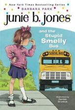 Junie B. Jones and the Stupid Smelly Bus (Junie B. Jones, No. 1)-ExLibrary