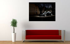 BLACK NISSAN 370Z NEW GIANT LARGE ART PRINT POSTER PICTURE WALL