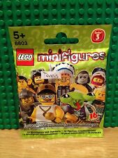 LEGO SERIES 3 TENNIS PLAYER. BRAND NEW SEALED