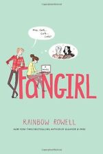 Fangirl: A Novel  by Rainbow Rowell [Hardcover]
