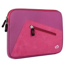 Neoprene Sleeve Cover Case with Accessory Pocket fit Samsung Galaxy Tab S2 9.7