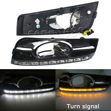 LED Daytime Running Lights DRL Fog Lamp Kit for Chevrolet Cruze 2009-2013