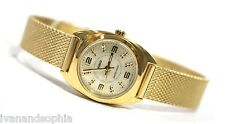 Casio Watch * LTP1363GD-9A Gold Steel Mesh Mother of Pearl for Women COD PayPal