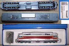 Loco SNCF CC 6501 électrique  DCC DIGITALE Jouef HJ 2000. HO numérisée. . Dans s