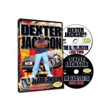 DEXTER JACKSON THE BLADE 2K7/2K bodybuilding dvd IFBB NPC Mr Olympia TOP 10