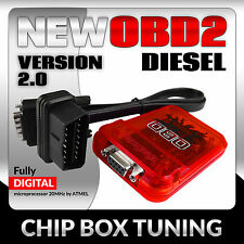 OBD2 Power Box Ford Everest TDCI Diesel chip tuning Performance ver2.0