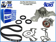 Super Auto TWPCR01 Engine Timing Belt Kit With Water Pump And Seals Set