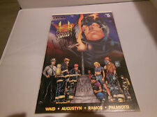 ASH CINDER & SMOKE #5 SIGNED JIMMY JIM PALMIOTTI AUTOGRAPH COMIC BOOK AUTO